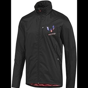 NWOT ADIDAS MESSI COLLAB SMALL Jacket size small